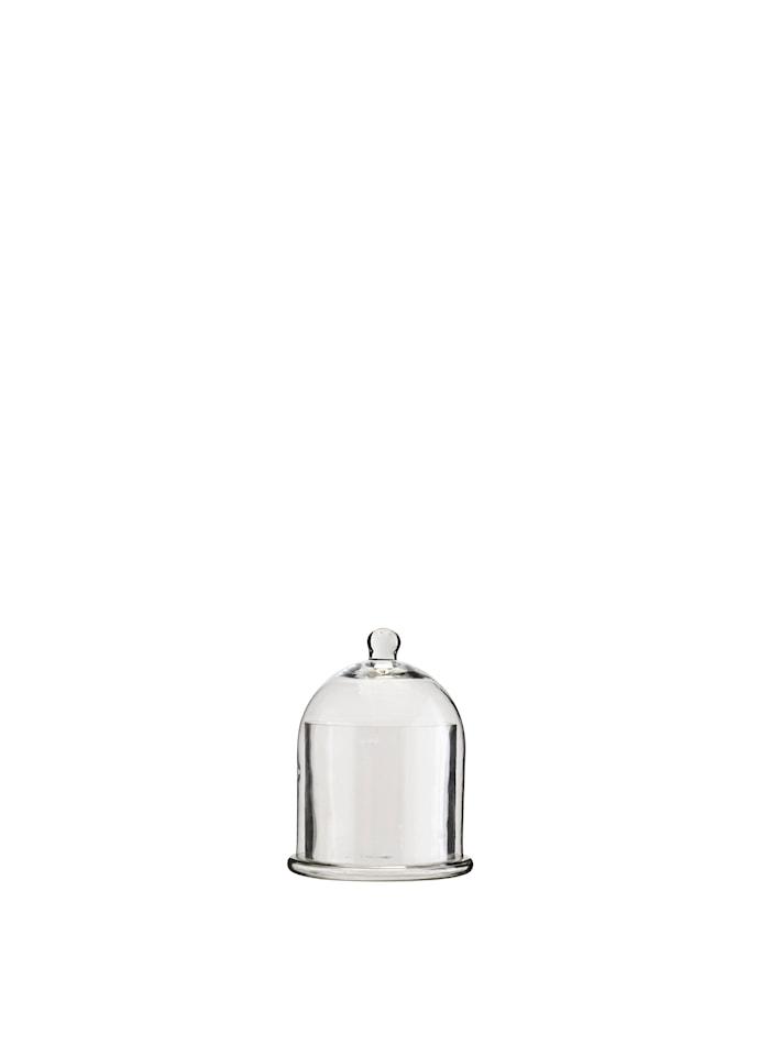 Kuppel i Glass Ø 13 cm