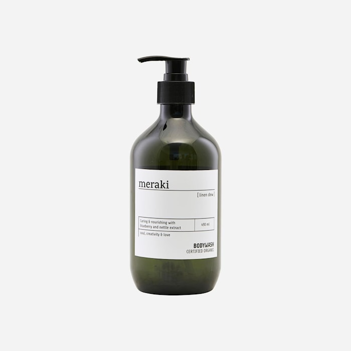 Body wash Linen dew 490 ml