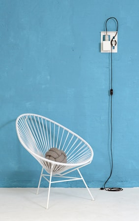Acapulco chair - svart