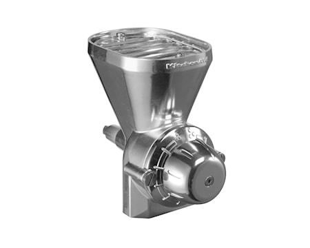 Mjölkvarn till köksmaskin stål