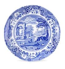 Blue Italian Tallerken 15 cm