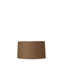 Hebe Lampskärm Kort Curry 33x18.5 cm