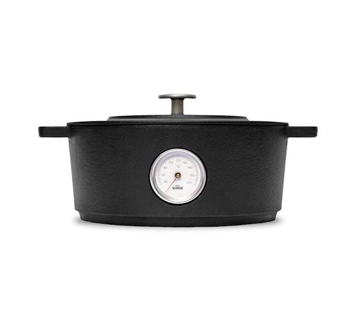 Dutch Oven med Termometer Ø 24 cm