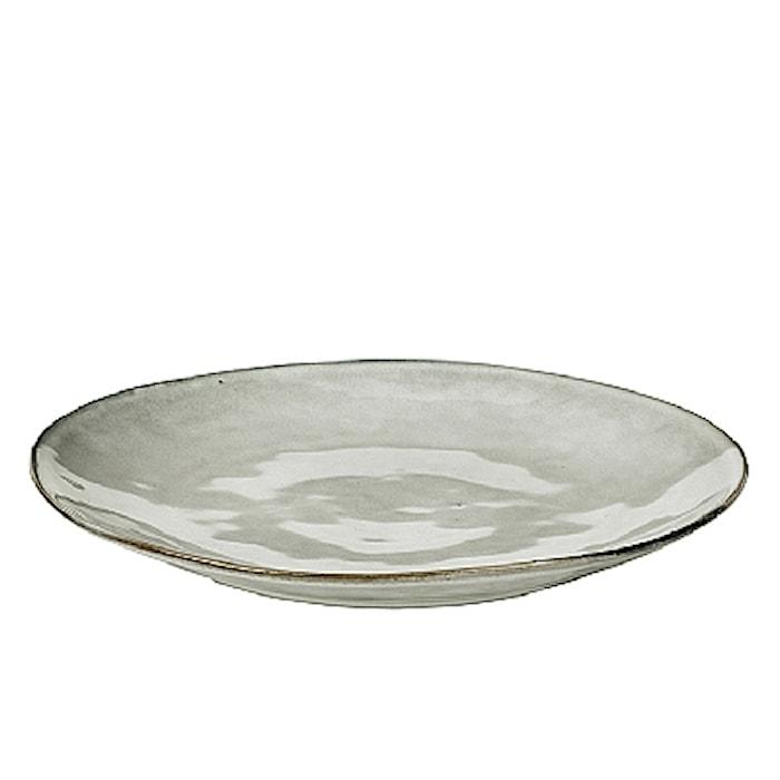 Stor middagstallrik Nordic Sand Ø 31 cm