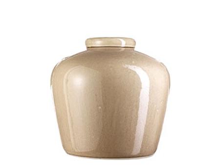 Vas Soedt 25 cm Ø26 cm peach