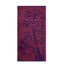 Taika Kylpypyyhe Violetti 70x140 cm