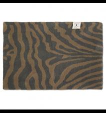 Ovimatto Zebra Taupe/Harmaa  60x90 cm