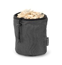 Klädnypehållare Premium Svart