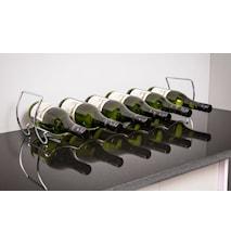 StackRack Stapelbart Vinställ 6 flaskor