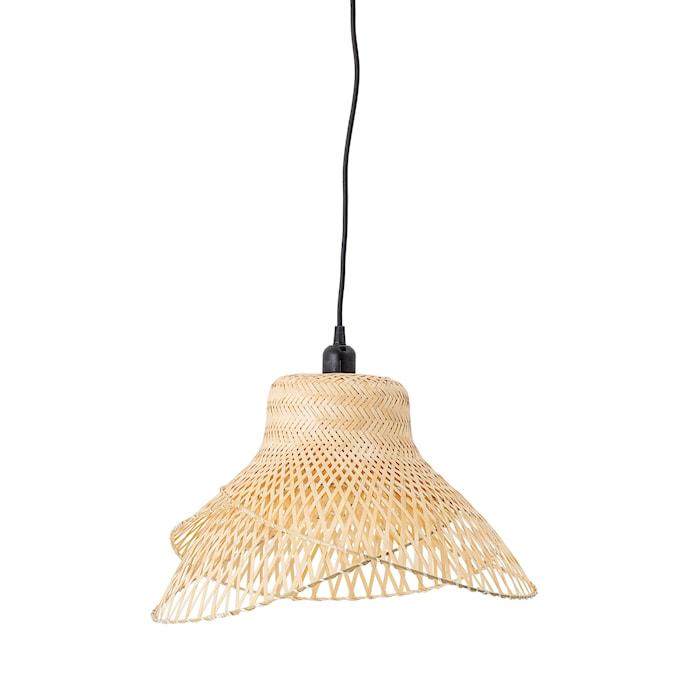 Pendel Lampa Nature Bambu