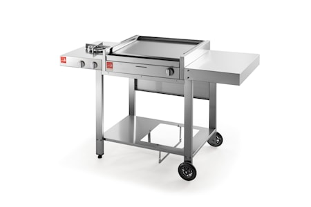 Griddle Unit 60 on open trolley