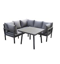 Trento Sofagruppe - Mørkegrå