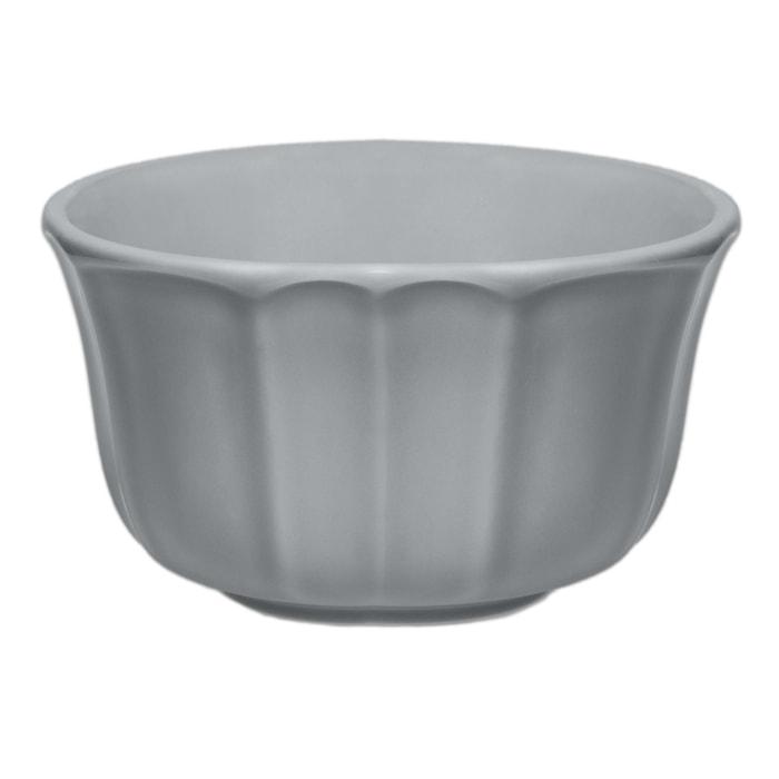 Skål 14 cm Dimgrå