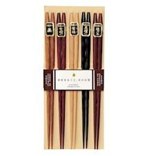 Ätpinnar Caved wood 5P