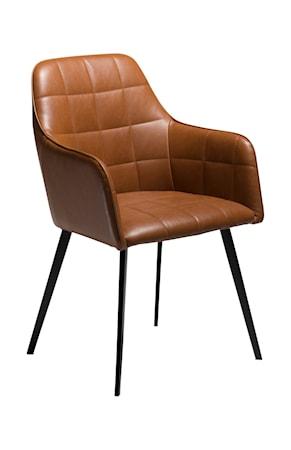 Stol Embrace Konstläder - Vintage Ljusbrun