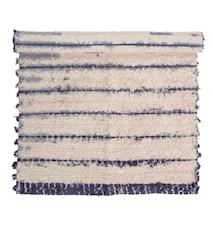 Bomullsmatta Blå 70x120 cm