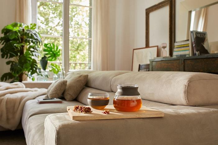 Cozy Tea Cup