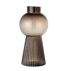 Vas Brun Glas 33,5 cm