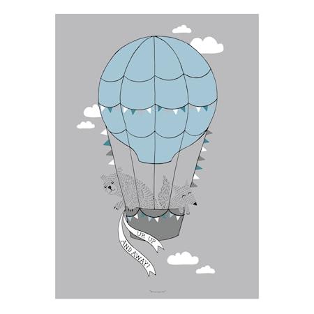 Affisch Up Up