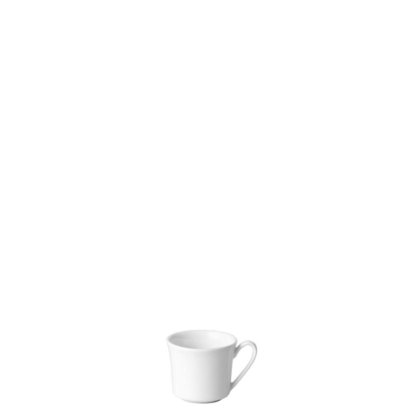 Jade Vit Espresso-Obertasse