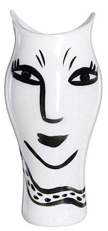 Open Minds Hvit Vase 36 cm
