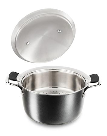 Experience 2in1 Gryte/ Steamkoker 5,6 liter