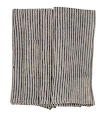 Linneservett Stripe 2 st
