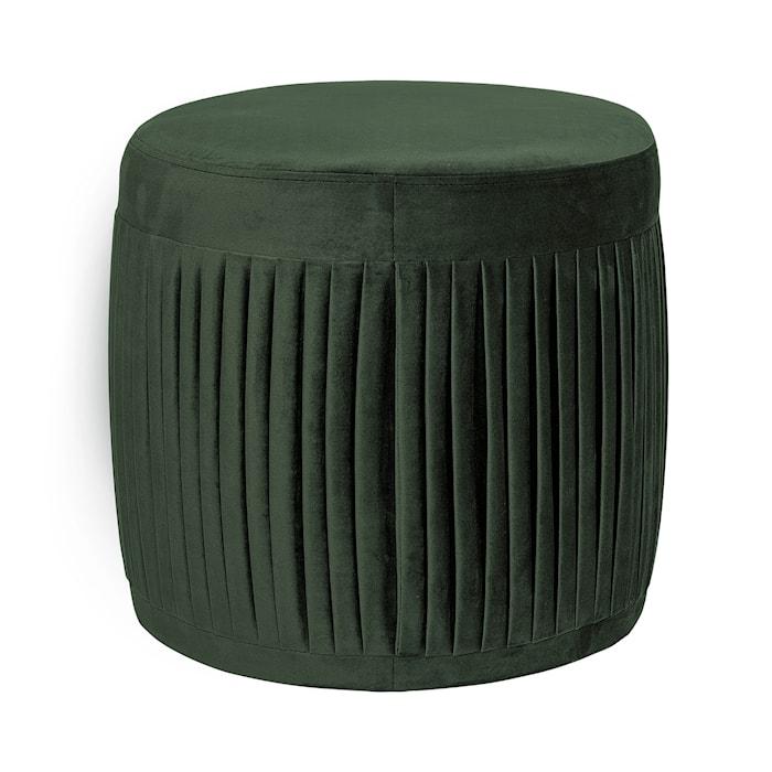Puff Pleat - Grön