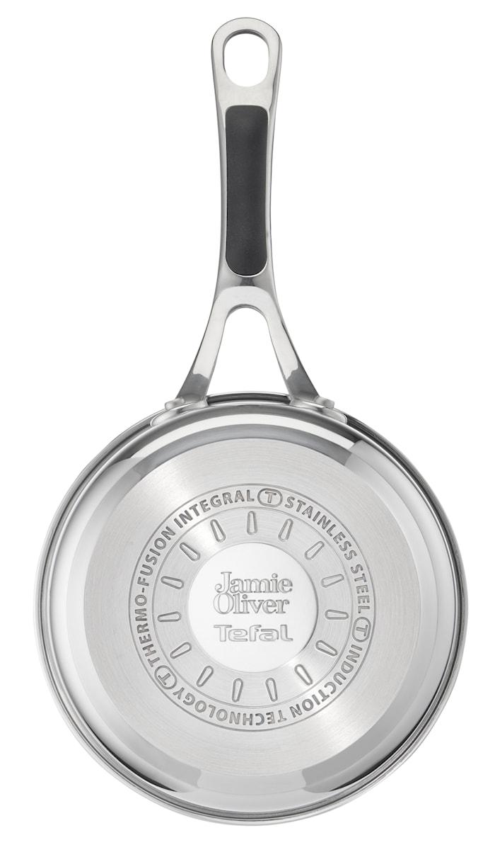 Jamie Oliver Cook's Classic Grytesett 7 deler Rustfritt stål