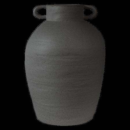 LONG Vas Svart Large