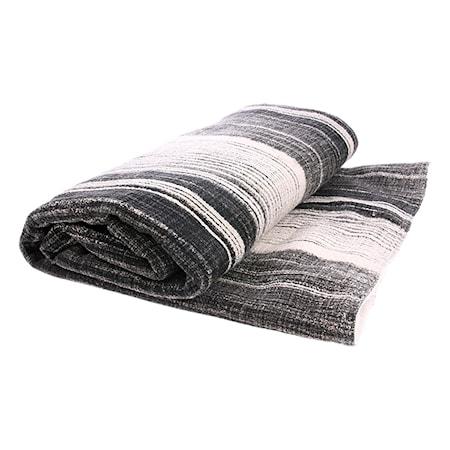 Filt Fleece Randig 130x160 cm