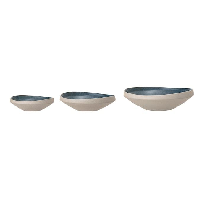 Hazel Bowl, Multi-color, Stoneware