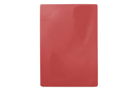 Skärbräda 495×35 cm Röd