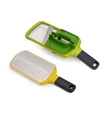 Mandolin + Zestjärn Food Preparation Set