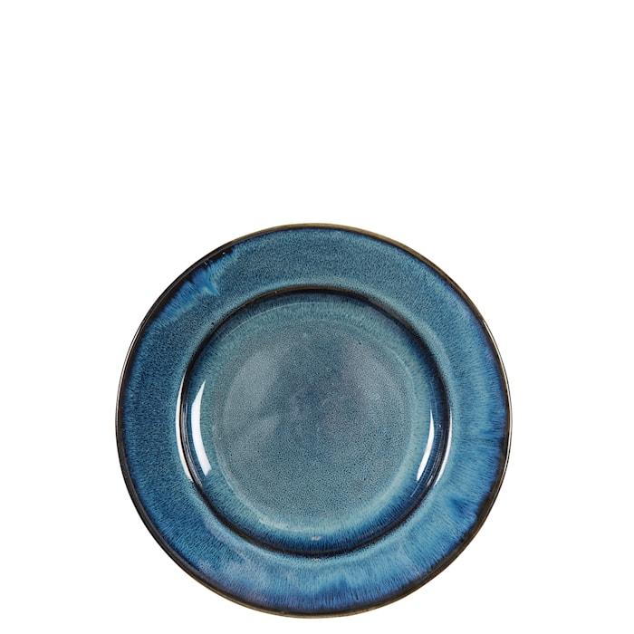 Lautanen Guilia pieni sininen