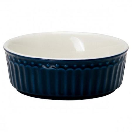 Alice Pajform Mörkblå Small