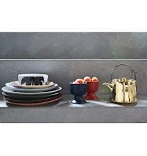 Bold & Basic Keramik Mugg Röd