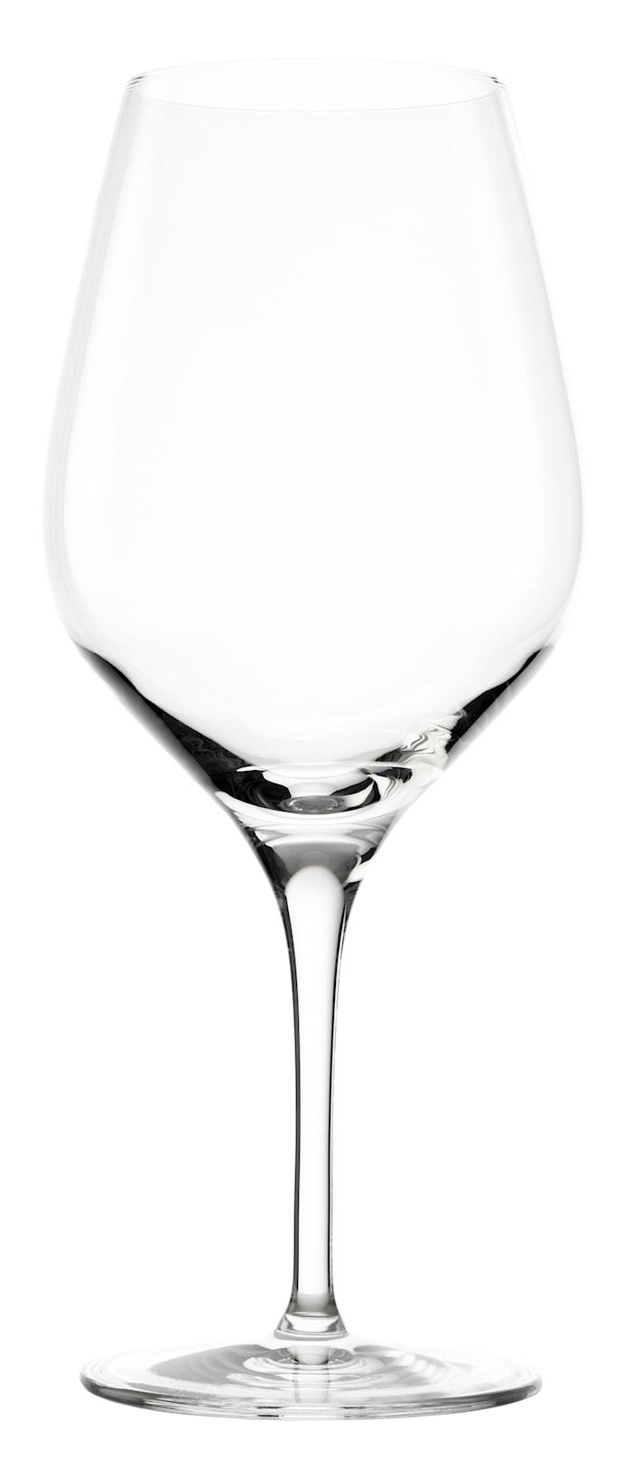 Passion Connaisseur Rødvinsglas 64,5 cl 2-pak