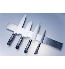 Knivmagnet Rustfri stål 75 cm