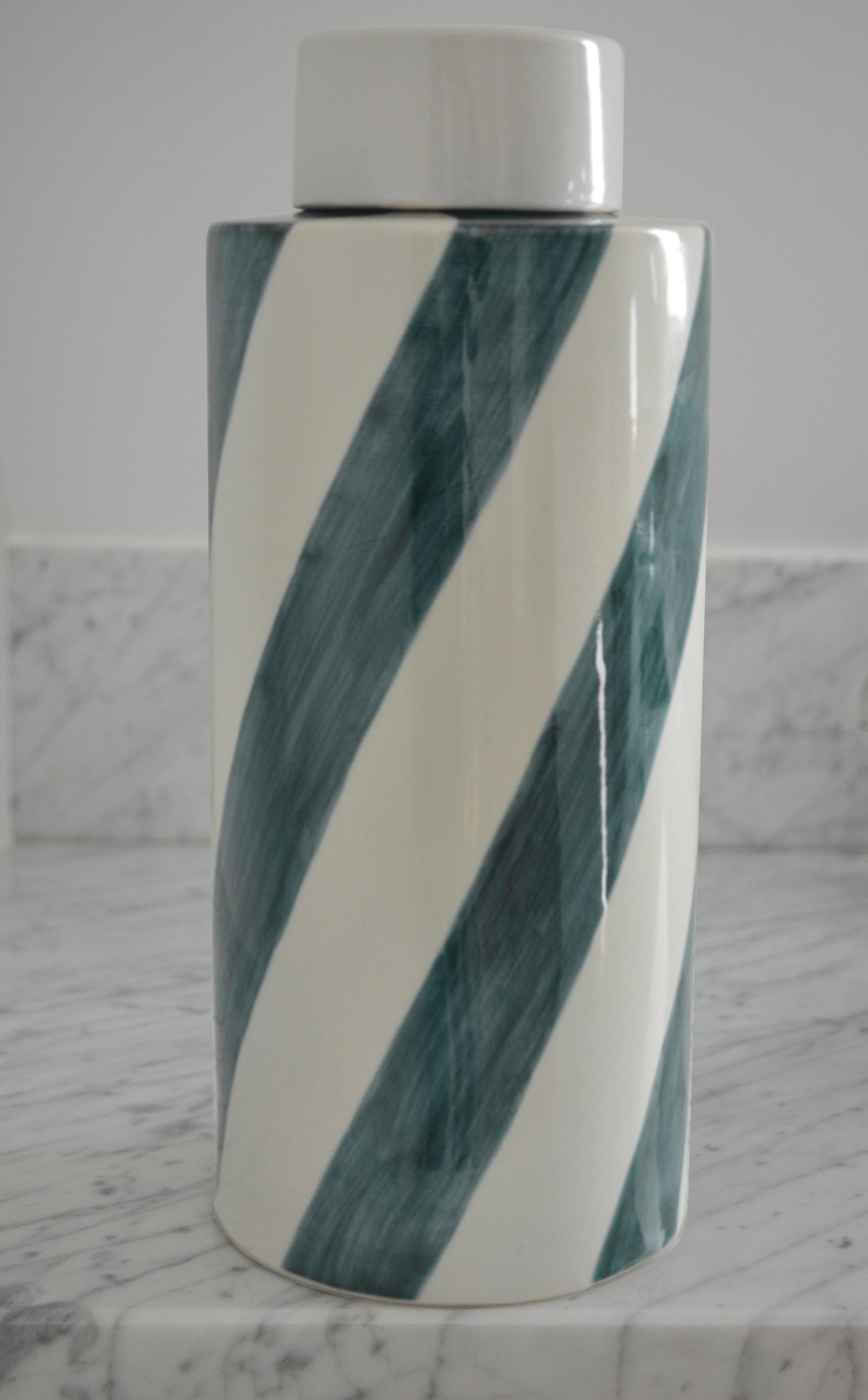 Flow keramikburk – Celadon large