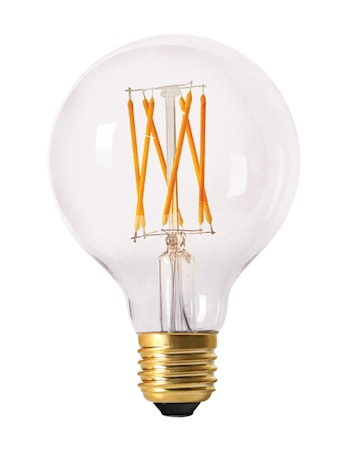 Elect LED Filament Globe Clear 80mm