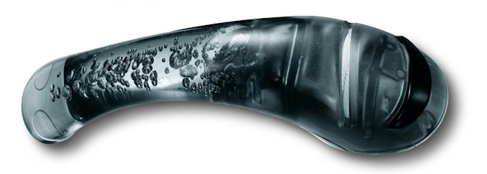 Keramisk knivsliber to trin grå