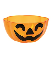 Godisskål Pumpa Halloween