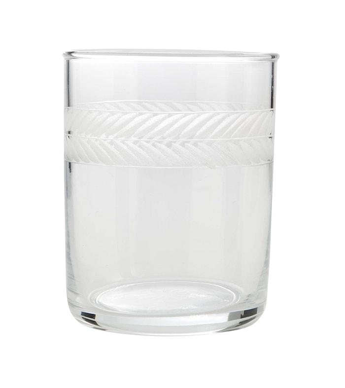 Lagerkrans Selterglass Håndgravert