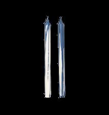 Dryp Candles Ljus Set om 2 Deep Blue