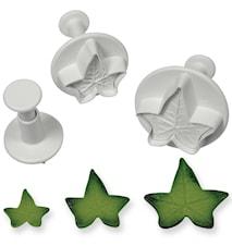 Utstickare Murgröna 3 st