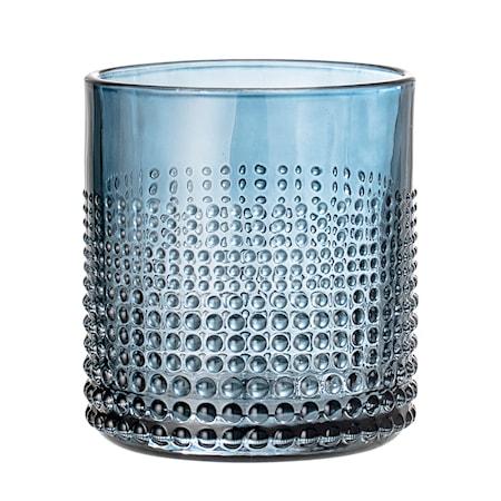 Dricksglas Blå