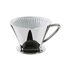 Kaffetragt Porcelæn Størrelse 4