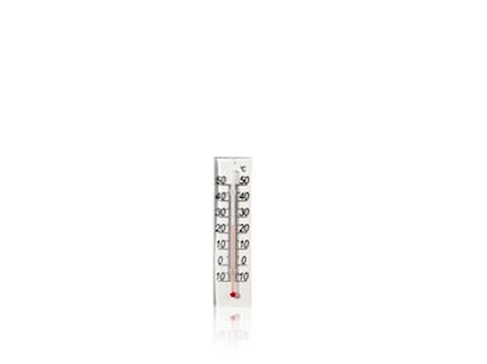 Innetermometer 145 Plus Klar 13cm
