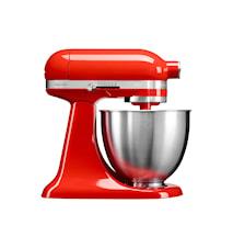 Artisan Mini Kjøkkenmaskin 3,3 liter Hot Sauce